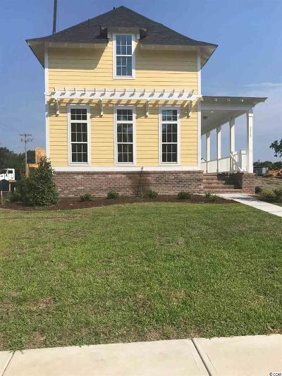 Myrtle Beach Single Family Home For Sale: 7715 N Ocean Blvd