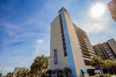 Myrtle Beach Condo/Townhouse For Sale: 2001 S. Ocean Blvd #308