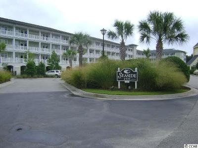 Pawleys Island Condo/Townhouse For Sale: 213 Seaside Inn #213