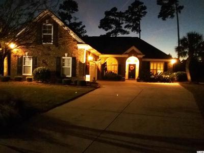 Murrells Inlet Single Family Home For Sale: 6 Grovecrest Drive