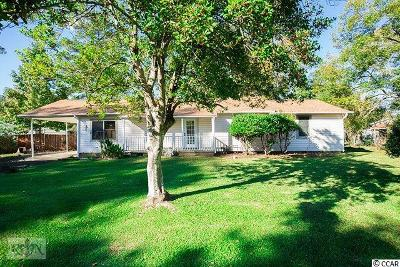 Conway Single Family Home For Sale: 802 15th Court