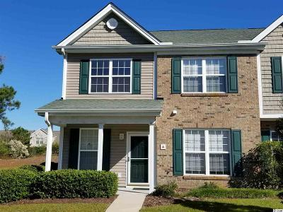 Murrells Inlet Condo/Townhouse For Sale: 147 Chenoa Drive #Unit A