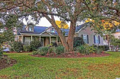 Murrells Inlet Single Family Home For Sale: 174 Edward Ave