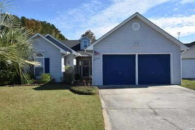 Longs Single Family Home Active-Pending Sale - Cash Ter: 208 Forest Drive