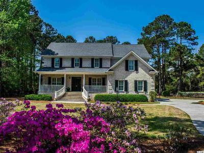 Pawleys Island SC Single Family Home For Sale: $749,000