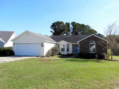 Little River Single Family Home For Sale: 3777 Ruddy Duck Lane