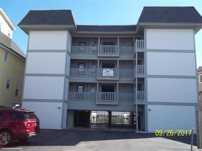 Surfside Beach Condo/Townhouse For Sale: 1213 S Ocean Blvd #201