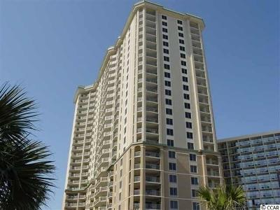 Myrtle Beach Condo/Townhouse For Sale: 9994 Beach Club Drive #1101