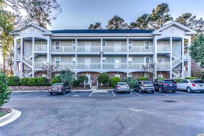 Myrtle Beach Condo/Townhouse For Sale: 698 Riverwalk Drive #201