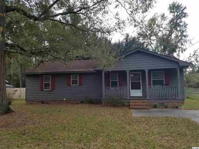 Conway Single Family Home For Sale: 1249 Barker Street