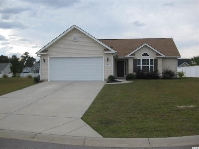 Conway Single Family Home For Sale: 309 Bryant Park Court