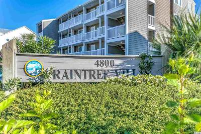 North Myrtle Beach Condo/Townhouse For Sale: 4800 N Ocean Blvd #2-B