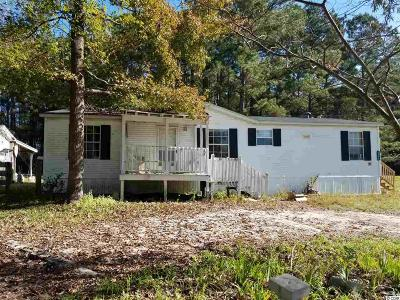 Galivants Ferry SC Single Family Home For Sale: $74,900