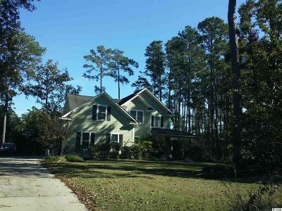 Myrtle Beach Single Family Home Active-Pend. Cntgt. On Financi: 467 Chamberlain Rd