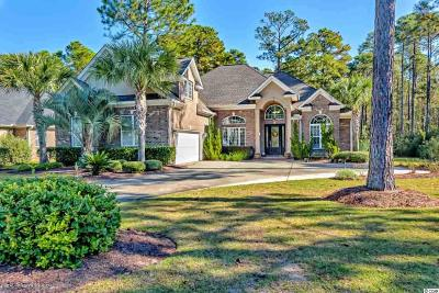 Myrtle Beach Single Family Home For Sale: 4470 Portrush Trail
