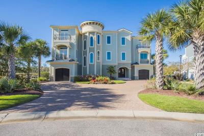 North Myrtle Beach SC Single Family Home For Sale: $1,690,900
