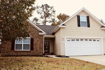 Myrtle Beach Single Family Home For Sale: 661 W Oak Circle Dr