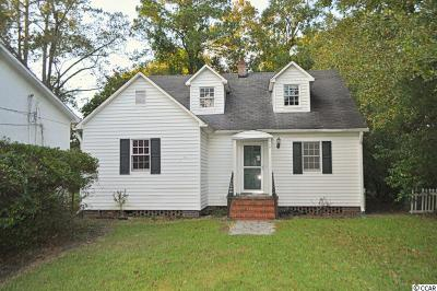 Conway Single Family Home For Sale: 806 10th Avenue