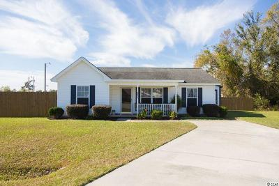Conway Single Family Home For Sale: 831 Esther Court