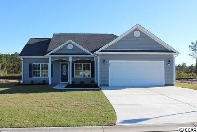 Horry County Single Family Home Active-Pend. Cntgt. On Financi: 295 Copperwood Loop