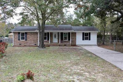 Conway Single Family Home For Sale: 918 Forest Loop Rd