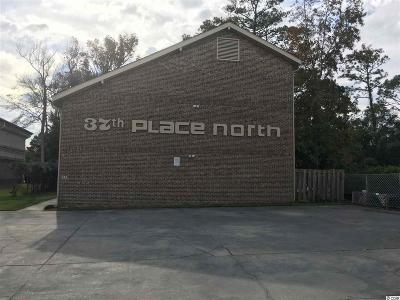 Myrtle Beach Condo/Townhouse Active-Pending Sale - Cash Ter: 515 N 37th Ave #102