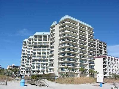 Myrtle Beach Condo/Townhouse For Sale: 200 N 76th Avenue #207