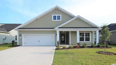 Myrtle Beach Single Family Home Active-Pend. Cntgt. On Financi: Tbd Parish Way