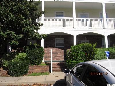 Myrtle Beach Condo/Townhouse For Sale: 691 River Walk Drive #102
