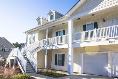 Murrells Inlet Condo/Townhouse For Sale: 828 Sail Lane #101