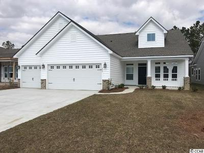 Murrells Inlet Single Family Home For Sale: 280 Sherwood Drive
