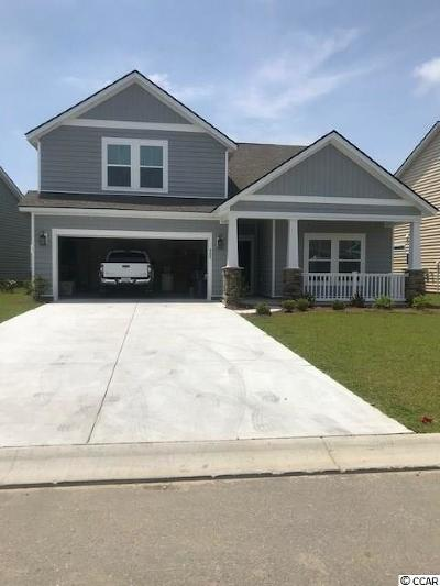 Murrells Inlet Single Family Home For Sale: 693 Cherry Blossom Drive