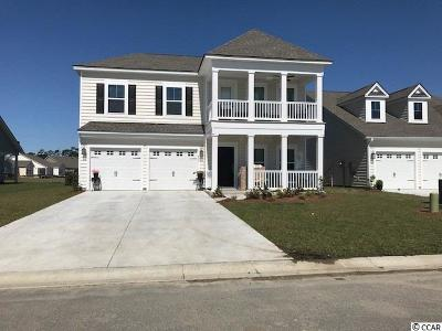 Murrells Inlet Single Family Home For Sale: 438 Oaklanding Drive