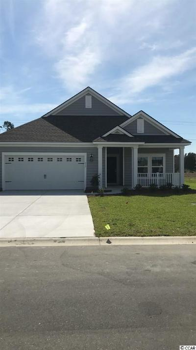 Murrells Inlet Single Family Home For Sale: 613 Cherry Blossom Drive