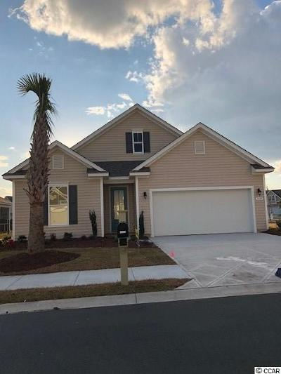 Myrtle Beach Single Family Home For Sale: 5600 Lombardia Circle