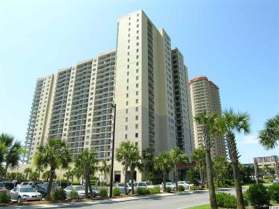 Myrtle Beach Condo/Townhouse For Sale: 8560 Queensway Blvd #708 #708