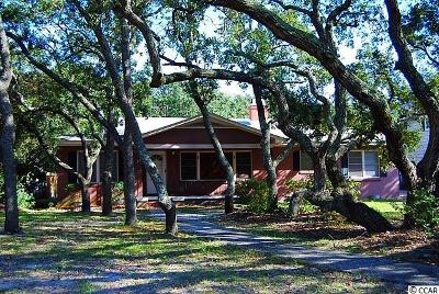 Myrtle Beach Single Family Home For Sale: 412 37th Ave N.