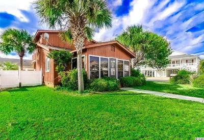 North Myrtle Beach Single Family Home For Sale: 319 27th Ave. N