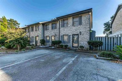 North Myrtle Beach Condo/Townhouse For Sale: 100 Olde Ye Kings Hwy #F