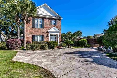 North Myrtle Beach Single Family Home For Sale: 1000 Mt Vernon Dr