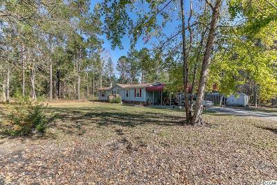 Conway Single Family Home For Sale: 175 Booth Circle