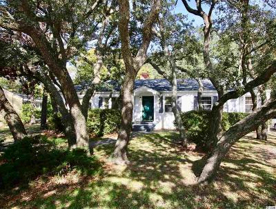 Myrtle Beach Single Family Home For Sale: 604 18th Ave N