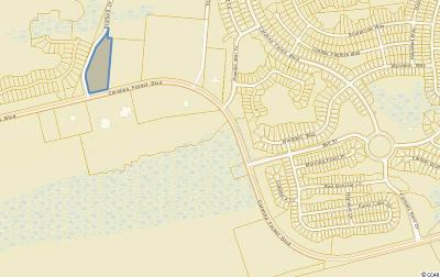 Myrtle Beach Residential Lots & Land For Sale: Tbd Carolina Forest Blvd