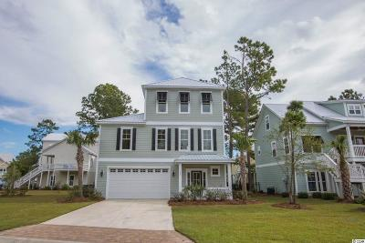 Murrells Inlet Single Family Home For Sale: 143 Summer Wind Loop