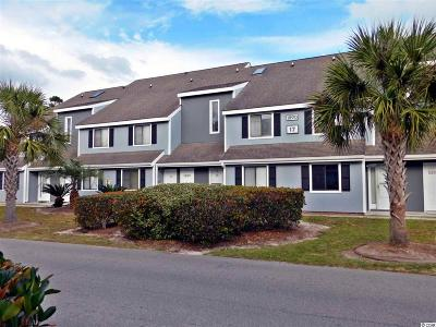 Surfside Beach Condo/Townhouse For Sale: 1890 Colony Dr #17M