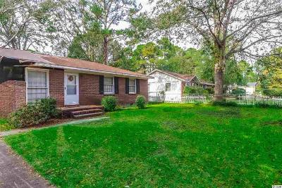 Myrtle Beach Single Family Home For Sale: 1407 Hemingway Street