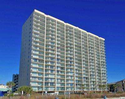 North Myrtle Beach Condo/Townhouse For Sale: 102 N Ocean Boulevard #1008