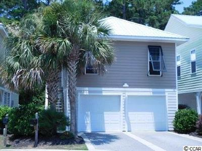 Pawleys Island Single Family Home For Sale: 72 Haint Place