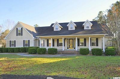 Conway Single Family Home For Sale: 505 Cloverfield Lane