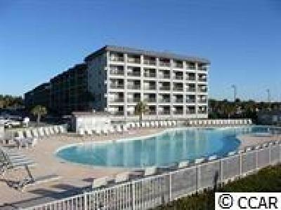 Myrtle Beach Condo/Townhouse For Sale: 5905 S Kings Highway #206